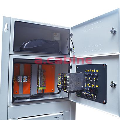 CIMP - Conjunto Integrado para Manobra e Proteção (ABB)